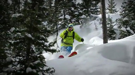 Pierre Who Counted Snowbird Among His Sponsors Had Recently Relocated To Big Sky Montana