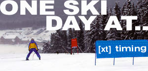 One Ski Day At..