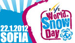 FIS World Snow Day Sofia 2012